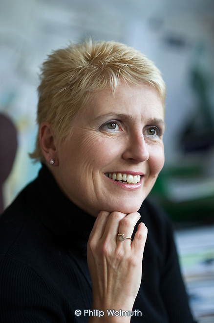 Anita Ruffle, Lincolnshire Public Transport Strategy and Development Manager. - I0000YoSHuVA55RA